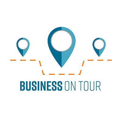 Business on Tour Logo