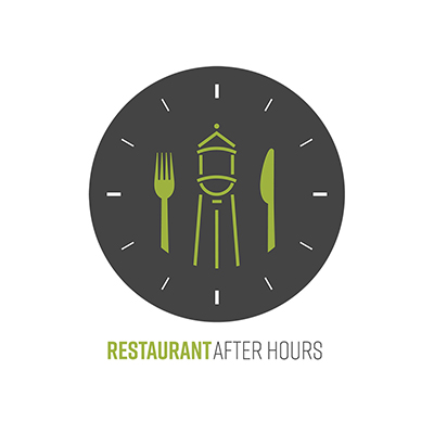 Restaurant After Hours Logo