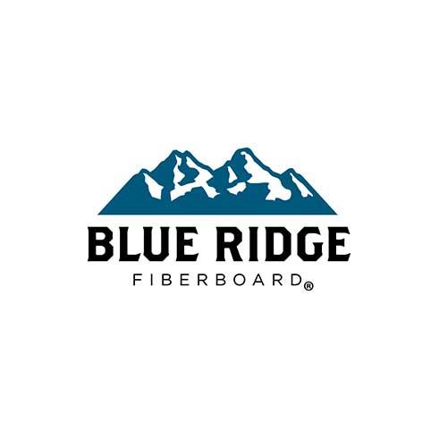 Blue Ridge Fiberboard Logo