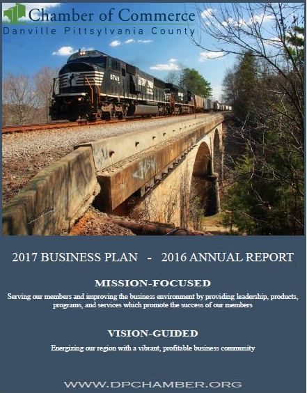 2017 Business Plan / 2016 Annual Report